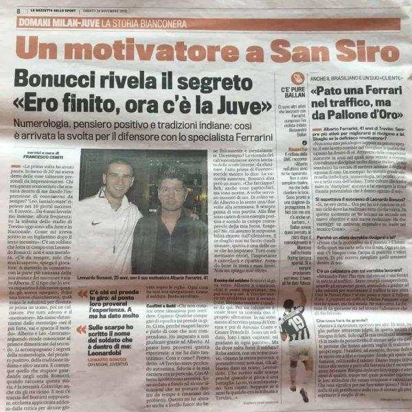ALBERTO FERRARINO BONUCCI