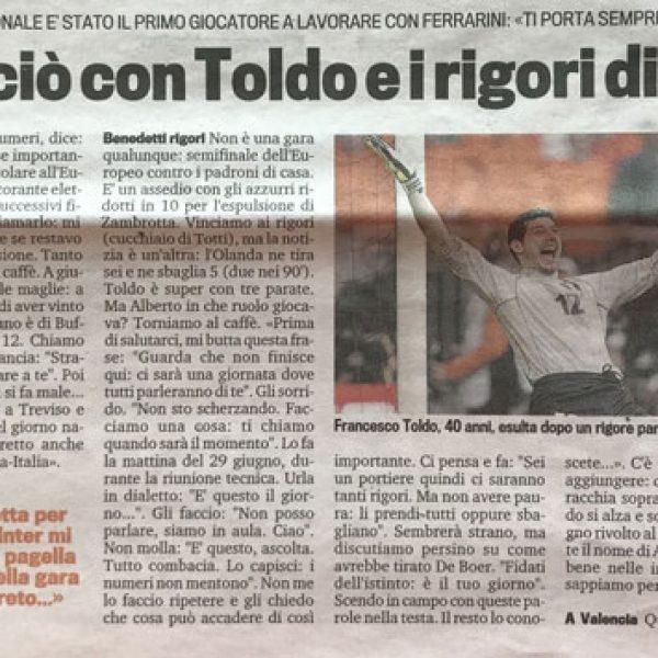 Alberto Ferrarini - Francesco Toldo
